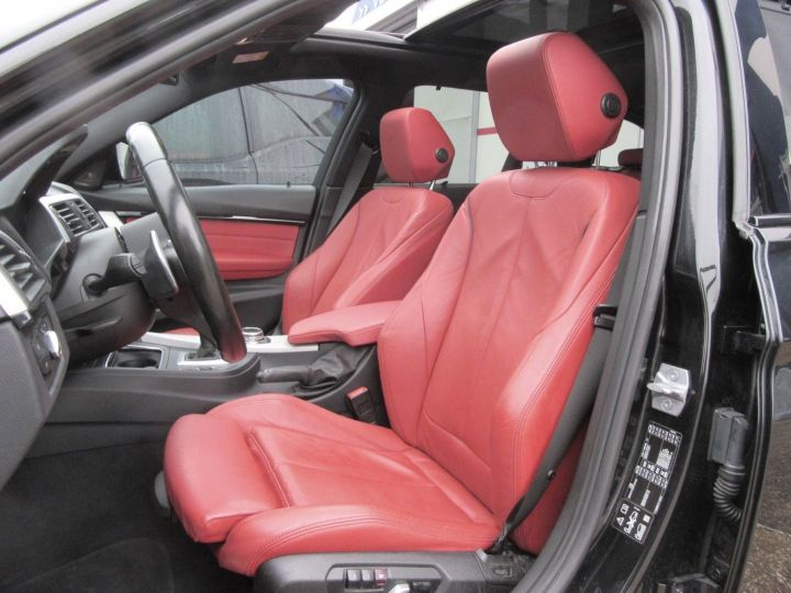 BMW Série 3 Touring (F31) 340IA XDRIVE 326CH M SPORT Noir - 4