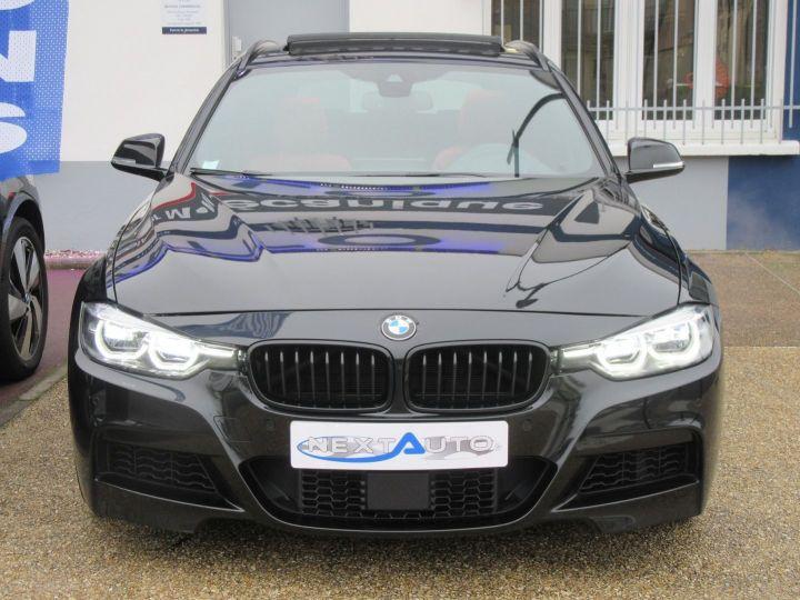 BMW Série 3 Touring (F31) 340IA XDRIVE 326CH M SPORT Noir - 6