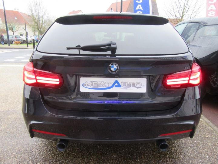 BMW Série 3 Touring (F31) 340IA XDRIVE 326CH M SPORT Noir - 7