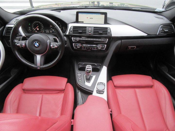 BMW Série 3 Touring (F31) 340IA XDRIVE 326CH M SPORT Noir - 8