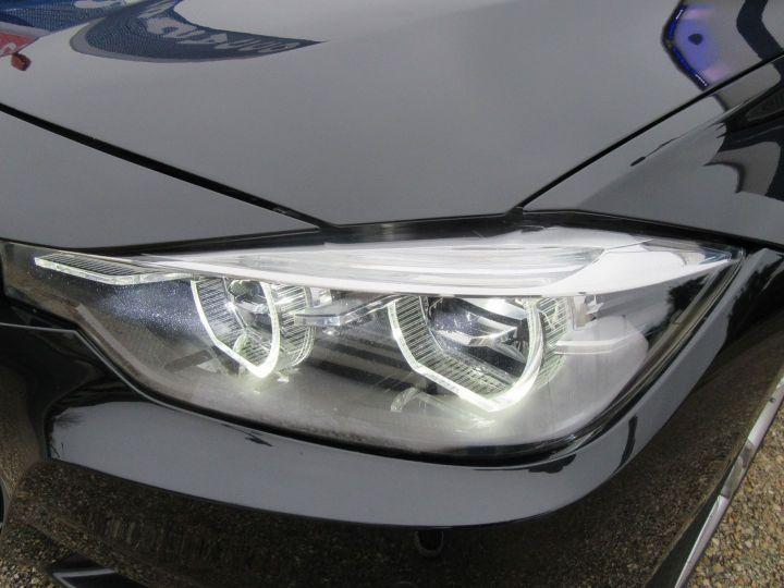 BMW Série 3 Touring (F31) 340IA XDRIVE 326CH M SPORT Noir - 12