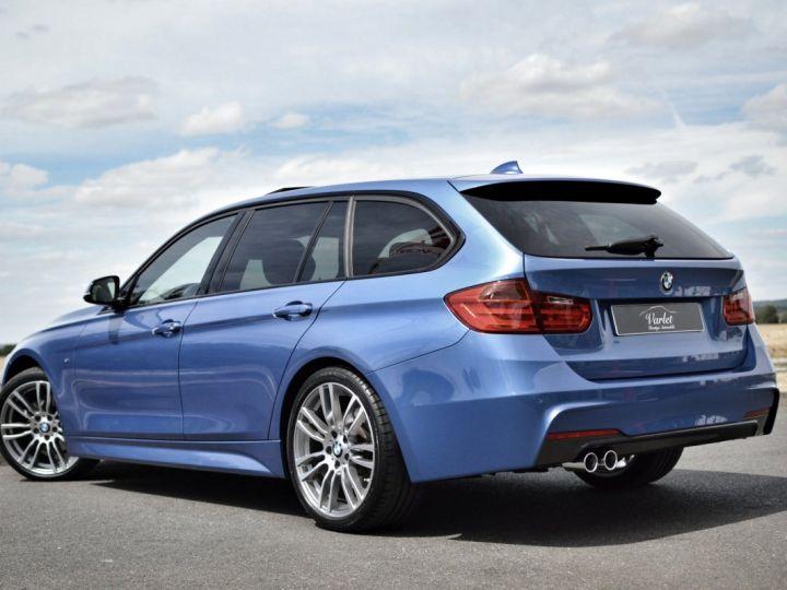 BMW Série 3 Touring MAGNIFIQUE BMW 330DA F31 TOURING M SPORT 3.0 L6 258ch BVA8 BLEU ESTORIL HUD ACC TOIT PANO 19... BLEU ESTORIL - 6
