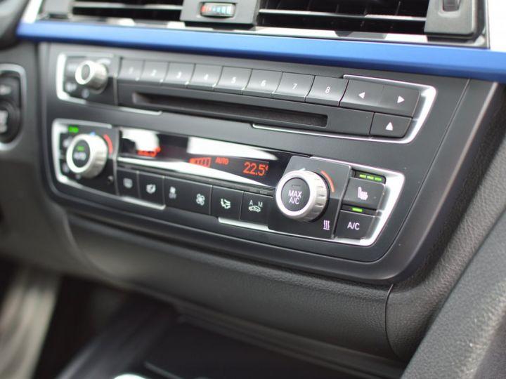 BMW Série 3 Touring MAGNIFIQUE BMW 330DA F31 TOURING M SPORT 3.0 L6 258ch BVA8 BLEU ESTORIL HUD ACC TOIT PANO 19... BLEU ESTORIL - 9