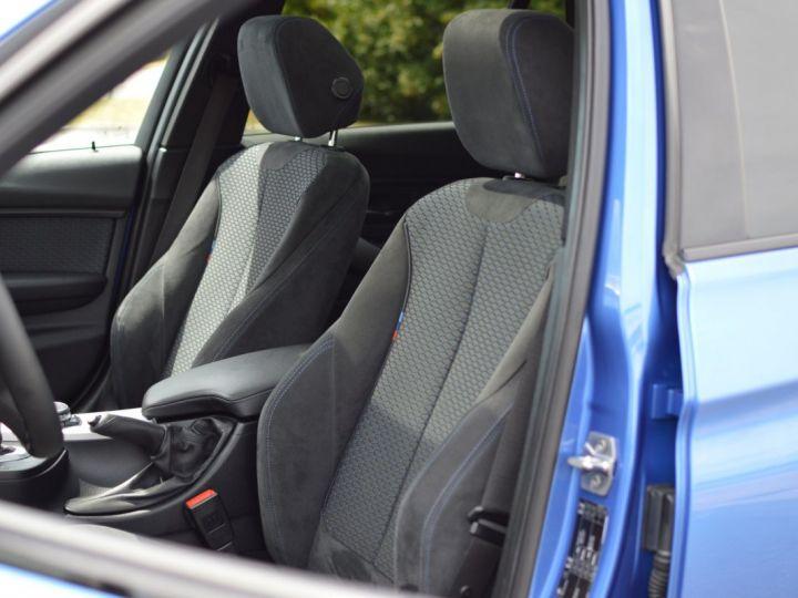 BMW Série 3 Touring MAGNIFIQUE BMW 330DA F31 TOURING M SPORT 3.0 L6 258ch BVA8 BLEU ESTORIL HUD ACC TOIT PANO 19... BLEU ESTORIL - 12