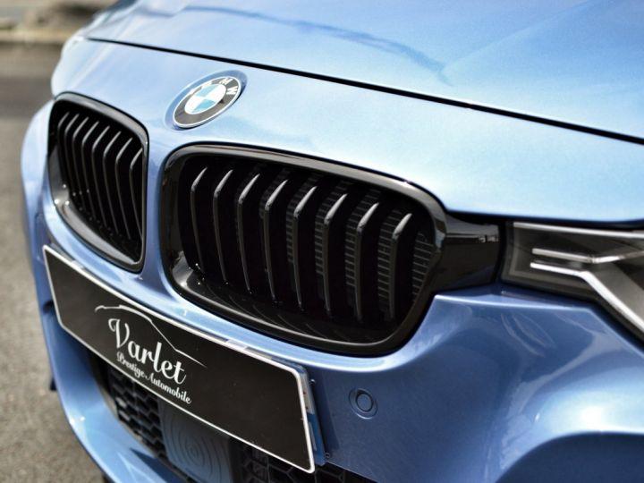BMW Série 3 Touring MAGNIFIQUE BMW 330DA F31 TOURING M SPORT 3.0 L6 258ch BVA8 BLEU ESTORIL HUD ACC TOIT PANO 19... BLEU ESTORIL - 20