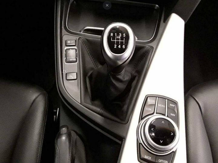 BMW Série 4 420 D 190 LUXURY BVA8 10/2017 gris  métal - 6