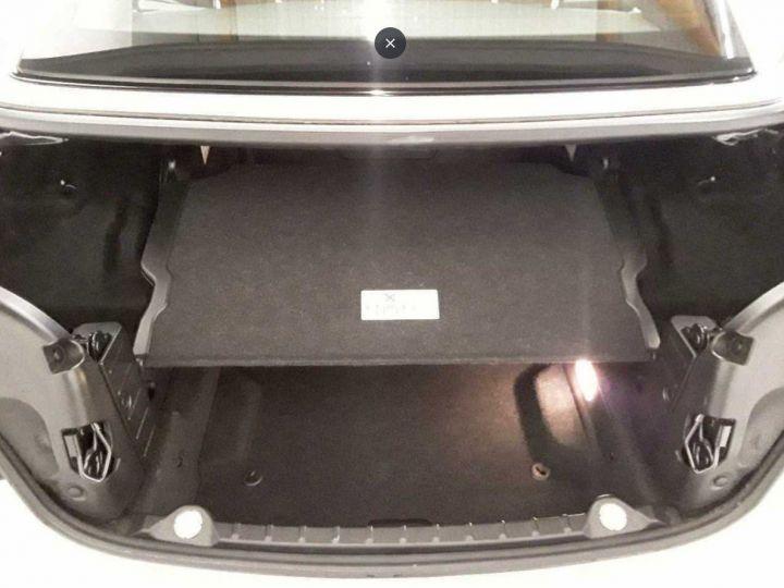 BMW Série 4 420 D 190 LUXURY BVA8 10/2017 gris  métal - 13