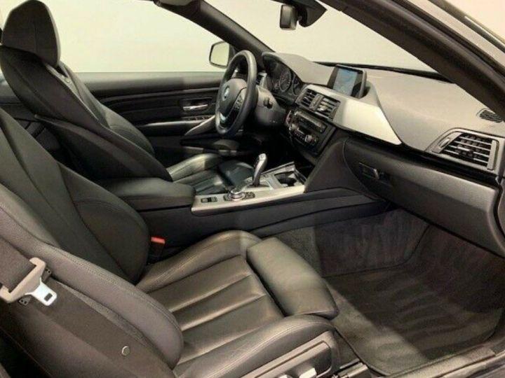 BMW Série 4 420D 190 LUXURY BVA8 (09/2016) saphirschwarz metal - 4