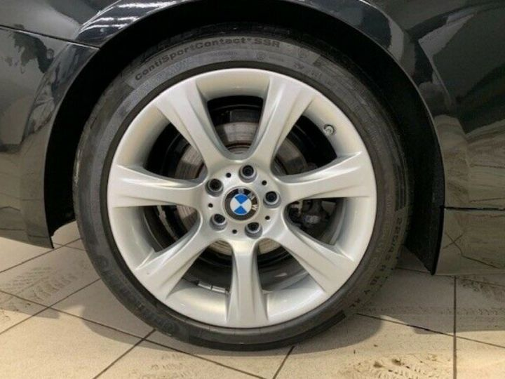 BMW Série 4 420D 190 LUXURY BVA8 (09/2016) saphirschwarz metal - 7