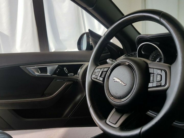 BMW Série 4 420D 190 LUXURY BVA8 (09/2016) saphirschwarz metal - 12
