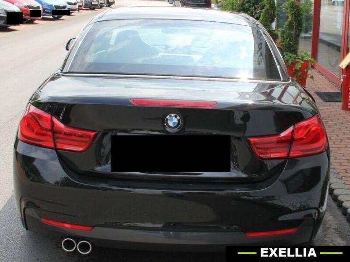 BMW Série 4 420d Cabrio NOIR PEINTURE METALISE  Occasion - 2