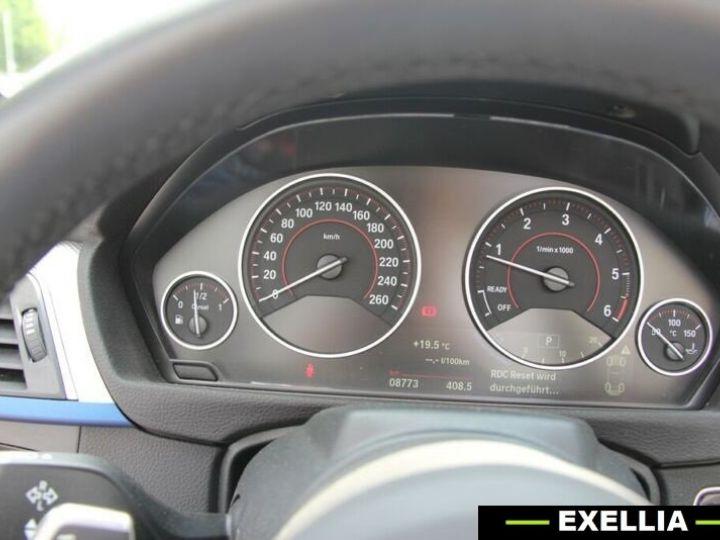 BMW Série 4 420d Cabrio NOIR PEINTURE METALISE  Occasion - 6