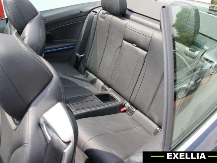 BMW Série 4 420d Cabrio NOIR PEINTURE METALISE  Occasion - 11
