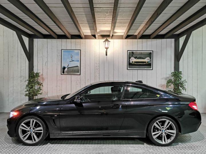 BMW Série 4 420DA 184 CV M SPORT BVA Noir - 1