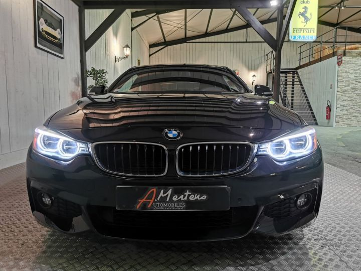 BMW Série 4 420DA 184 CV M SPORT BVA Noir - 3