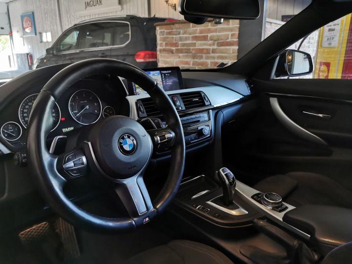 BMW Série 4 420DA 184 CV M SPORT BVA Noir - 5