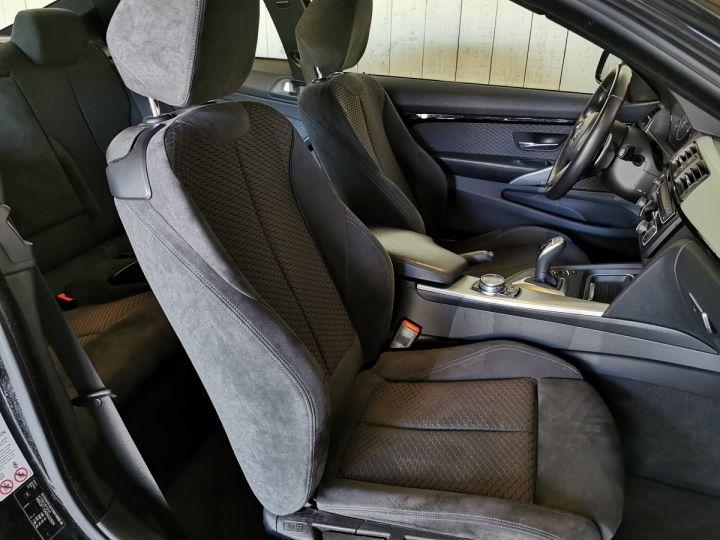 BMW Série 4 420DA 184 CV M SPORT BVA Noir - 7