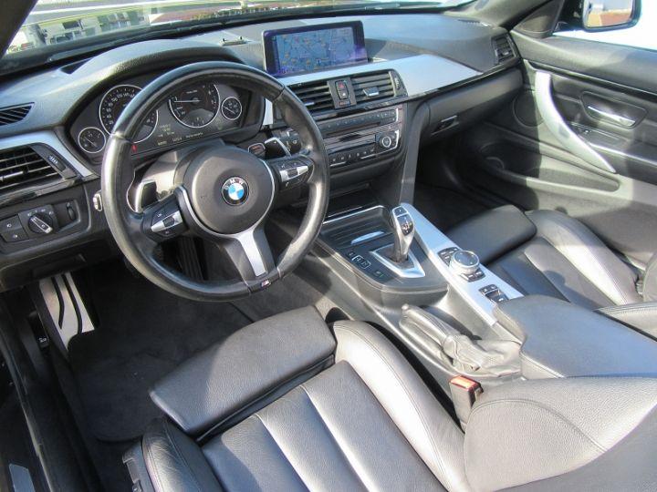 BMW Série 4 428IA 245CH M SPORT BLACK SAPHIR Occasion - 4