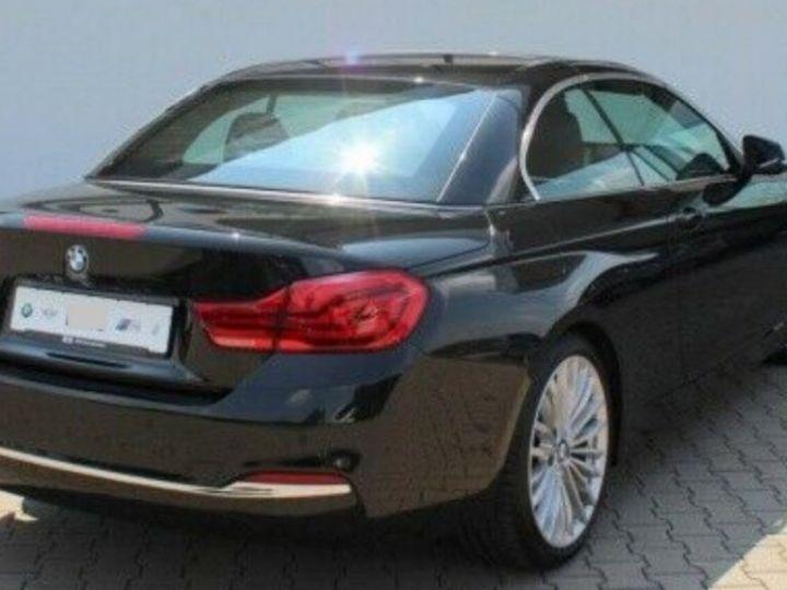 BMW Série 4 430D 258 LUXURY BVA8 noir métal - 3