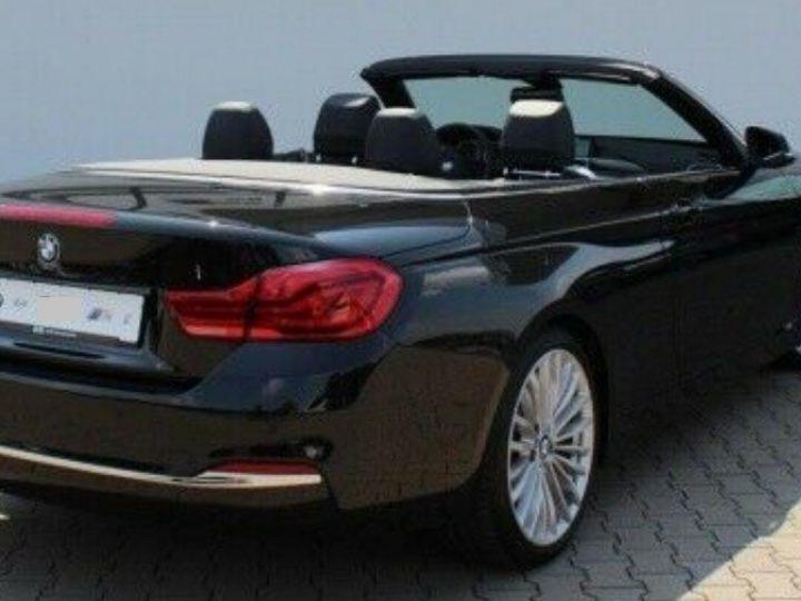 BMW Série 4 430D 258 LUXURY BVA8 noir métal - 5