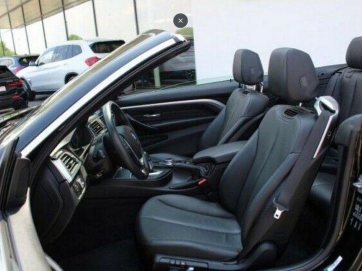 BMW Série 4 430D 258 LUXURY BVA8 noir métal - 6