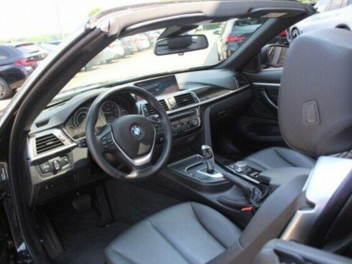 BMW Série 4 430D 258 LUXURY BVA8 noir métal - 7