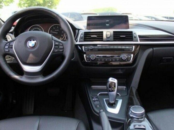 BMW Série 4 430D 258 LUXURY BVA8 noir métal - 9