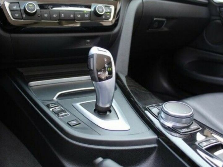 BMW Série 4 430D 258 LUXURY BVA8 noir métal - 11