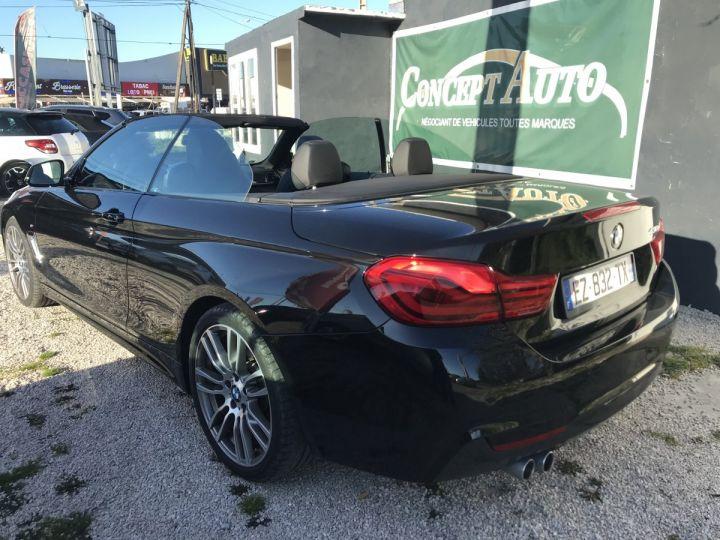 BMW Série 4 430D F33 CABRIOLET PACK M  NOIR METAL Occasion - 4