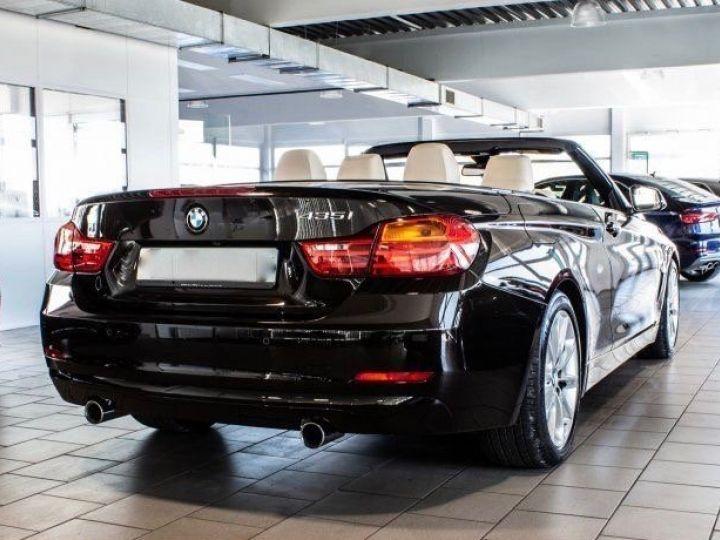 BMW Série 4 CABRIOLET 435IA  Brun métallisé - 3