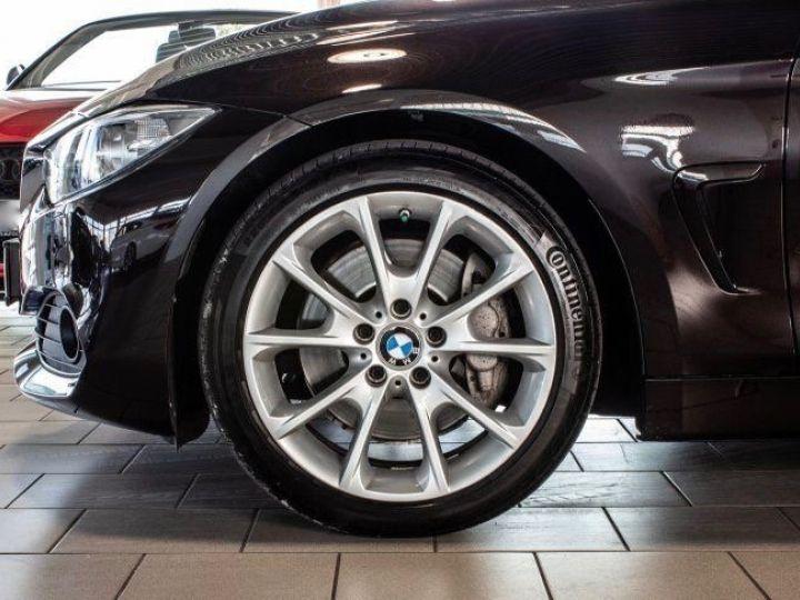 BMW Série 4 CABRIOLET 435IA  Brun métallisé - 6