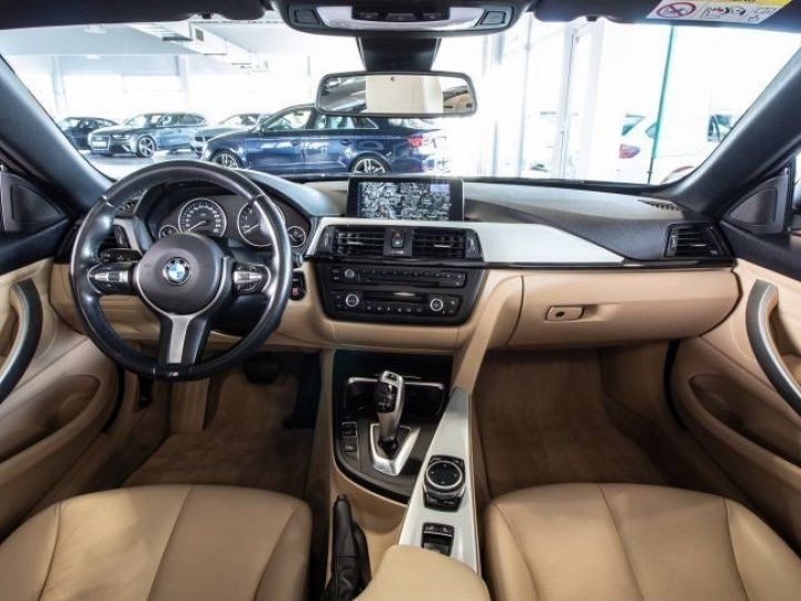 BMW Série 4 CABRIOLET 435IA  Brun métallisé - 7