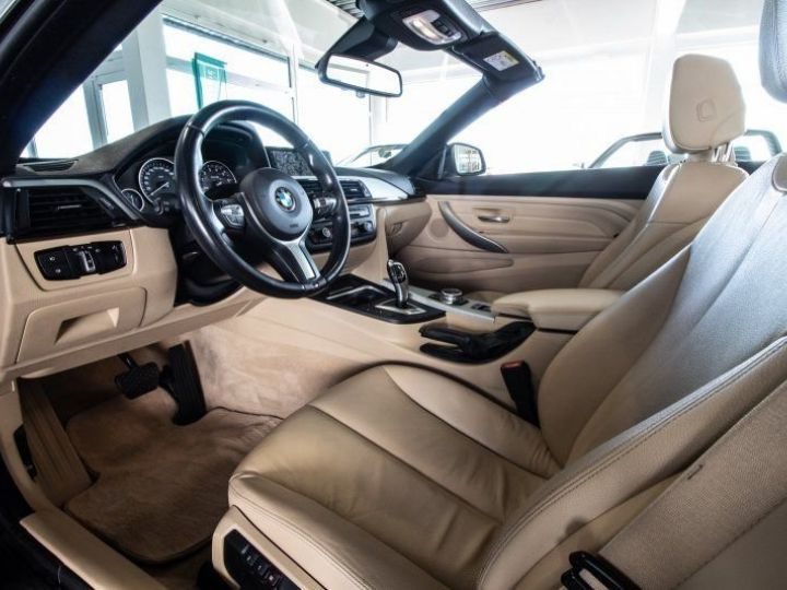 BMW Série 4 CABRIOLET 435IA  Brun métallisé - 9