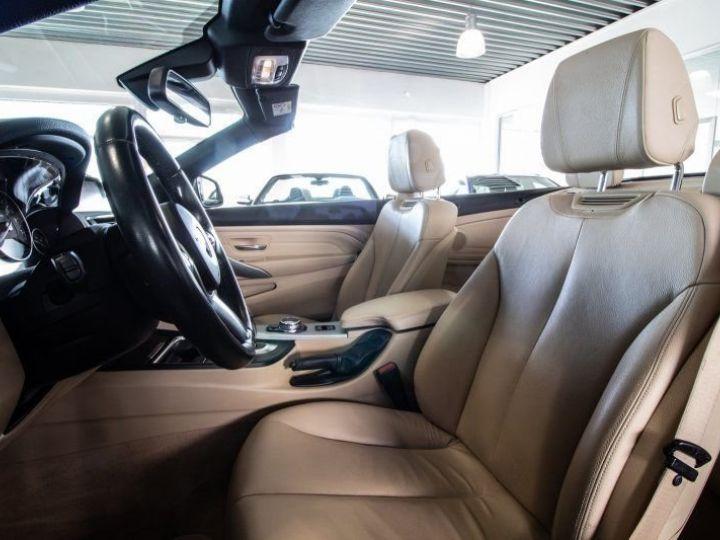 BMW Série 4 CABRIOLET 435IA  Brun métallisé - 10