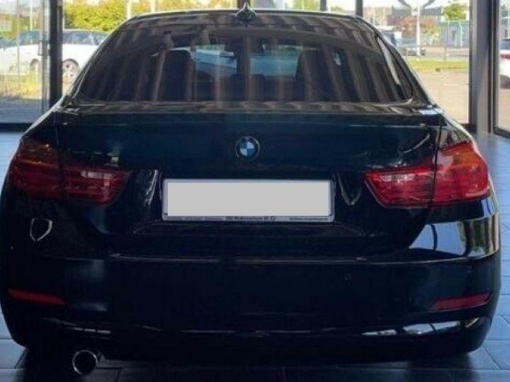 BMW Série 4 Gran Coupe 418D BUSINESS BVA8 12/2015 noir métal - 2