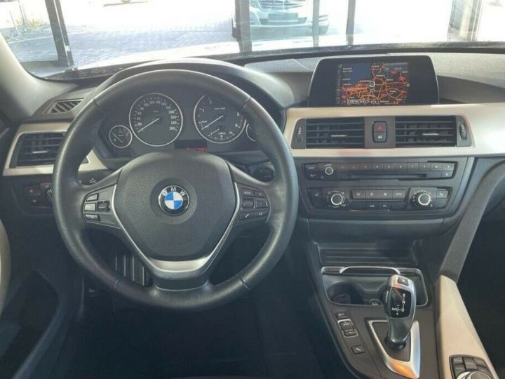 BMW Série 4 Gran Coupe 418D BUSINESS BVA8 12/2015 noir métal - 3