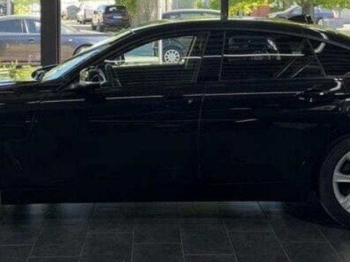 BMW Série 4 Gran Coupe 418D BUSINESS BVA8 12/2015 noir métal - 4