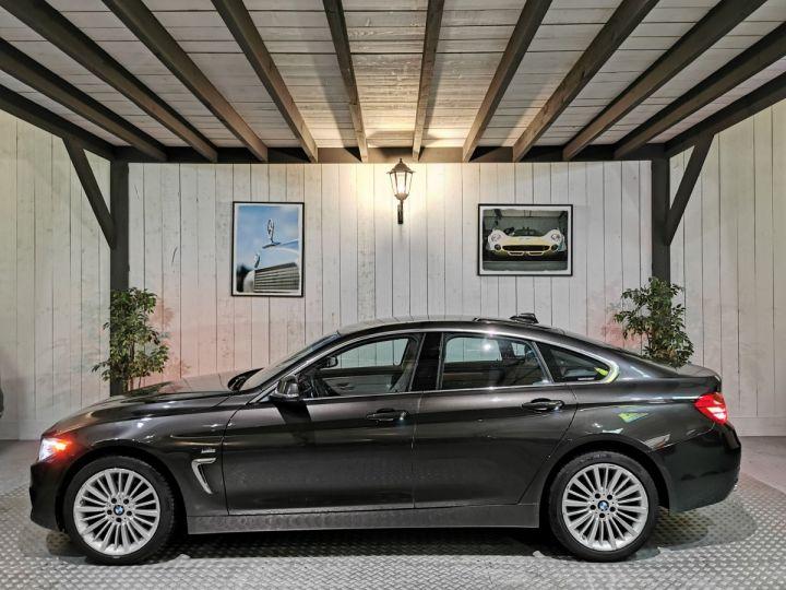 BMW Série 4 Gran Coupe 420 XDA 190 CV LUXURY  Gris - 1