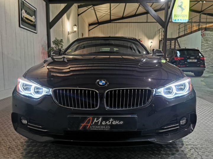 BMW Série 4 Gran Coupe 420 XDA 190 CV LUXURY  Gris - 3