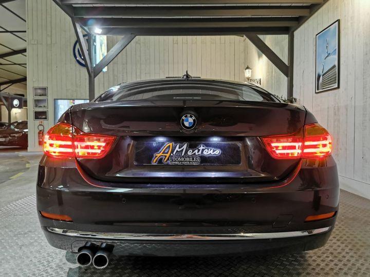 BMW Série 4 Gran Coupe 420 XDA 190 CV LUXURY  Gris - 4