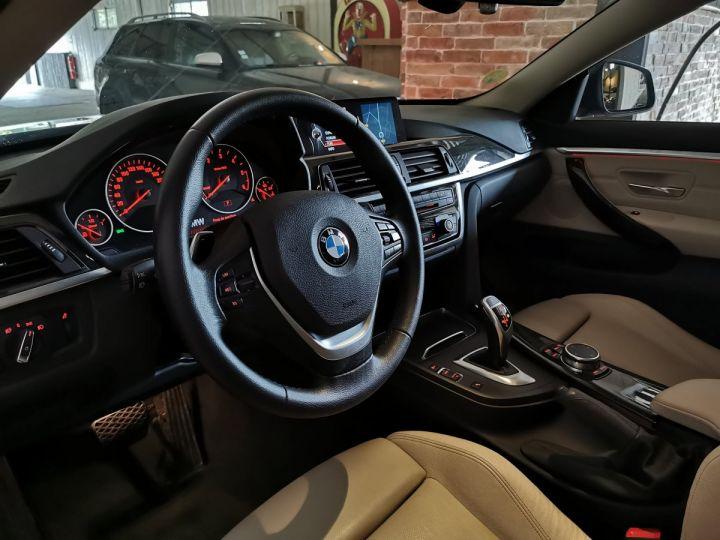BMW Série 4 Gran Coupe 420 XDA 190 CV LUXURY  Gris - 5