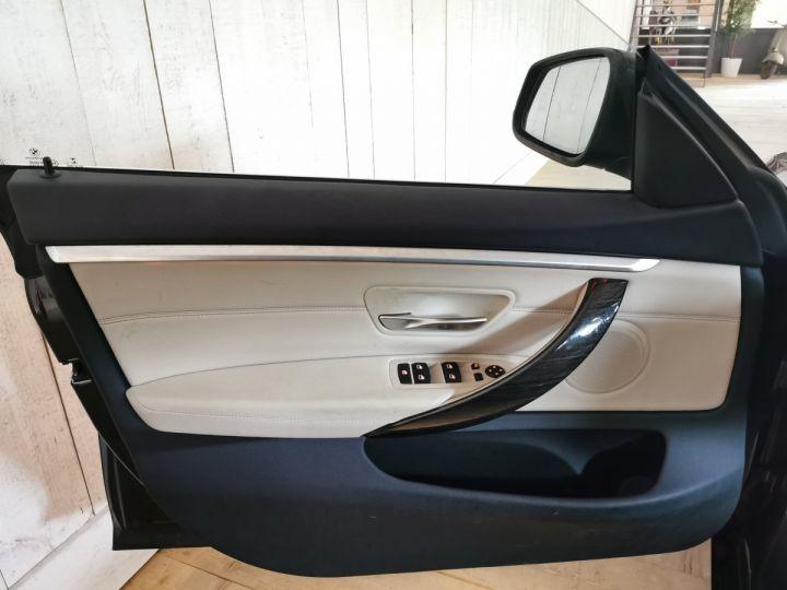 BMW Série 4 Gran Coupe 420 XDA 190 CV LUXURY  Gris - 8