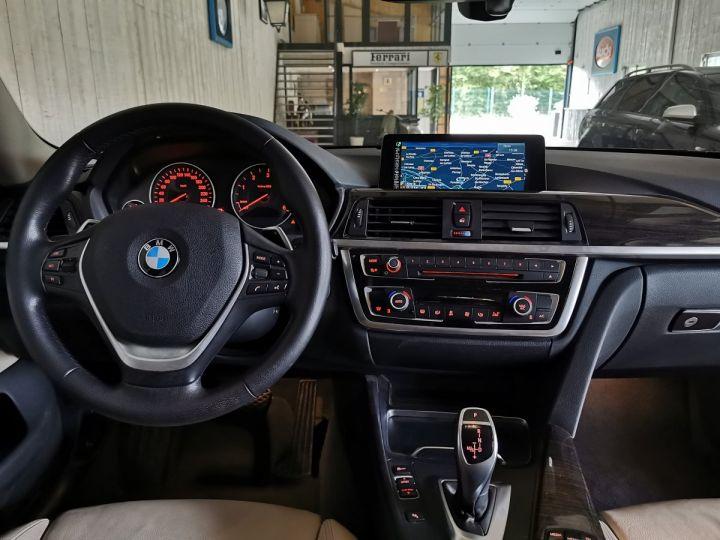 BMW Série 4 Gran Coupe 420 XDA 190 CV LUXURY  Gris - 6