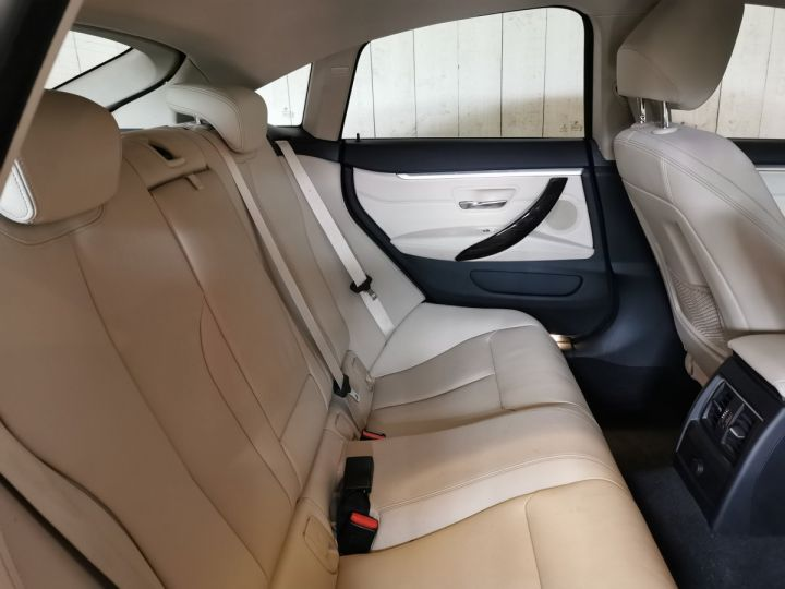 BMW Série 4 Gran Coupe 420 XDA 190 CV LUXURY  Gris - 9