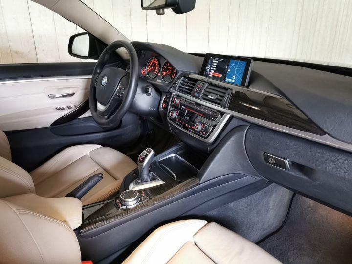 BMW Série 4 Gran Coupe 420 XDA 190 CV LUXURY  Gris - 7