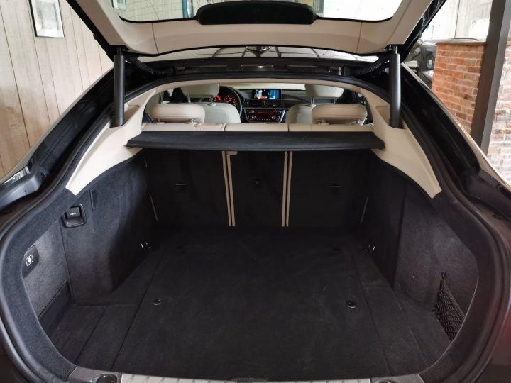 BMW Série 4 Gran Coupe 420 XDA 190 CV LUXURY  Gris - 10