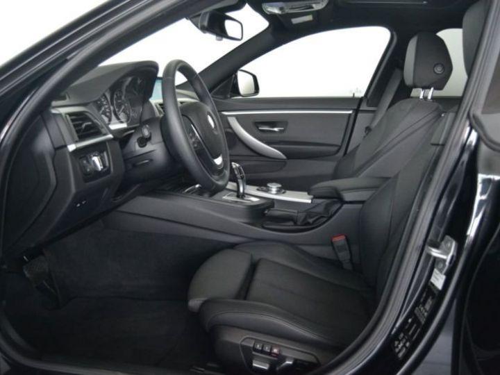 BMW Série 4 Gran Coupe 430 D XDRIVE SPORT BVA NOIR Occasion - 7