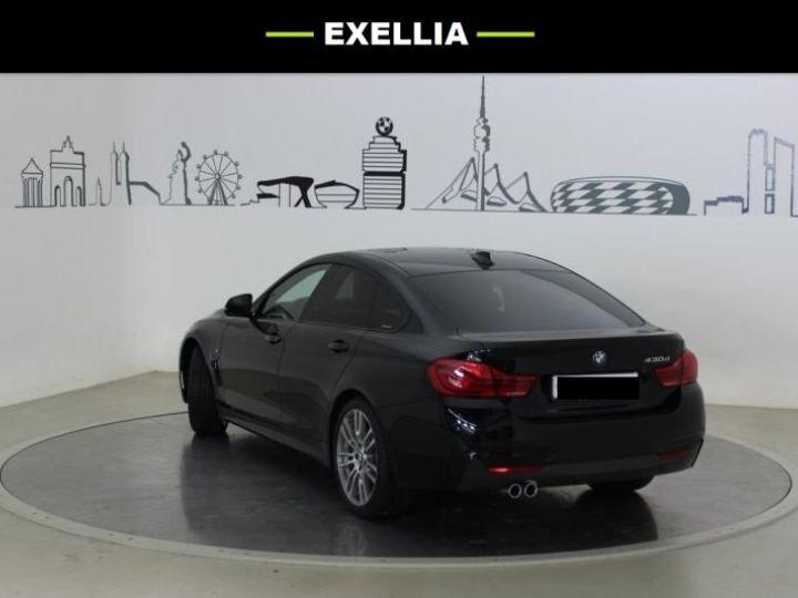 BMW Série 4 Gran Coupe 430 D XDRIVE SPORTPACKET M BVA NOIR Occasion - 4