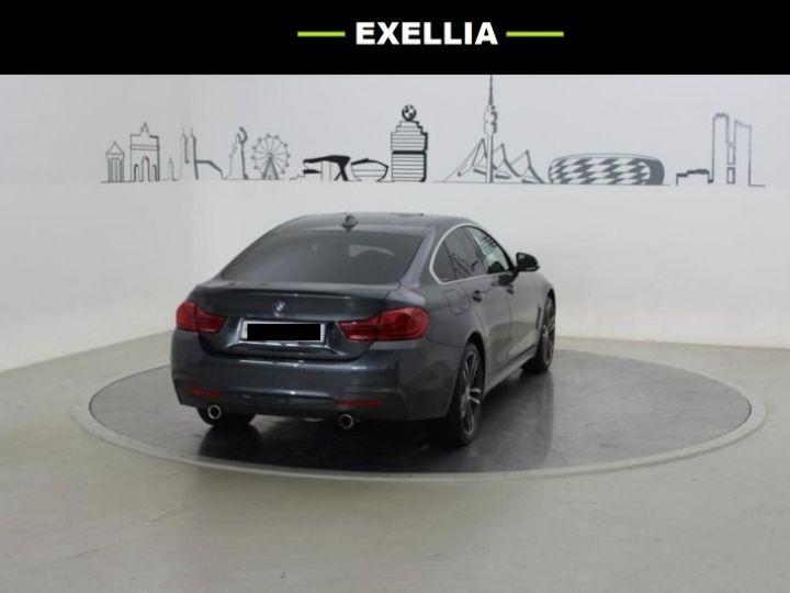BMW Série 4 Gran Coupe 440 I IXDRIVE M SPORT  GRIS   Occasion - 3