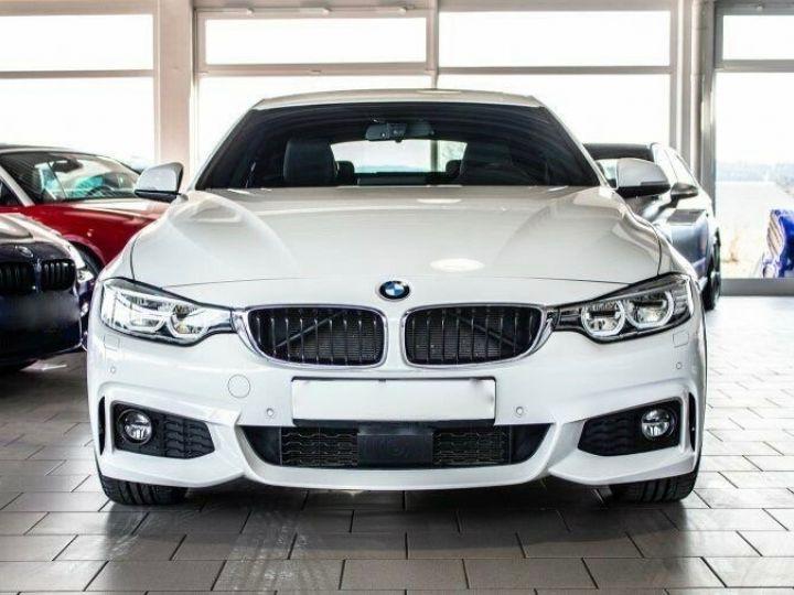 BMW Série 4 Gran Coupe 440I 326 M SPORT BVA8 Blanc métallisé - 2